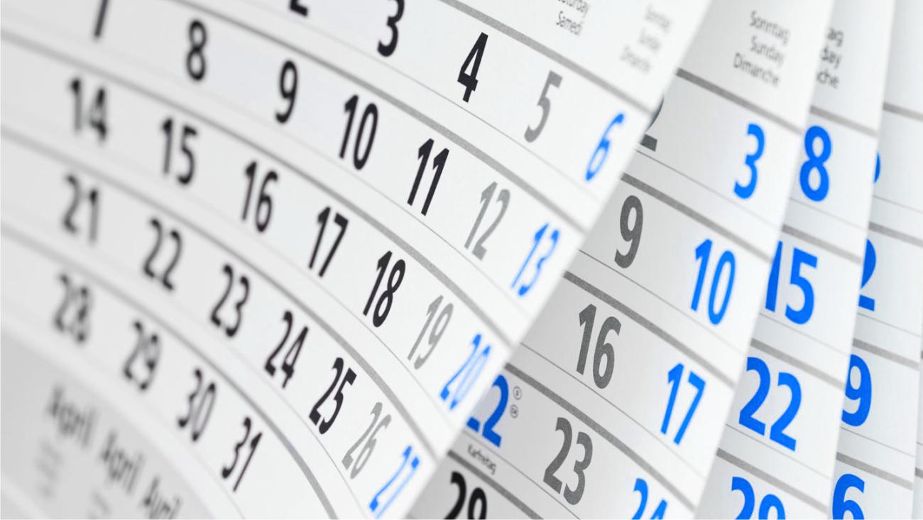 UFCG divulga Calendário Acadêmico do Período 2020.1