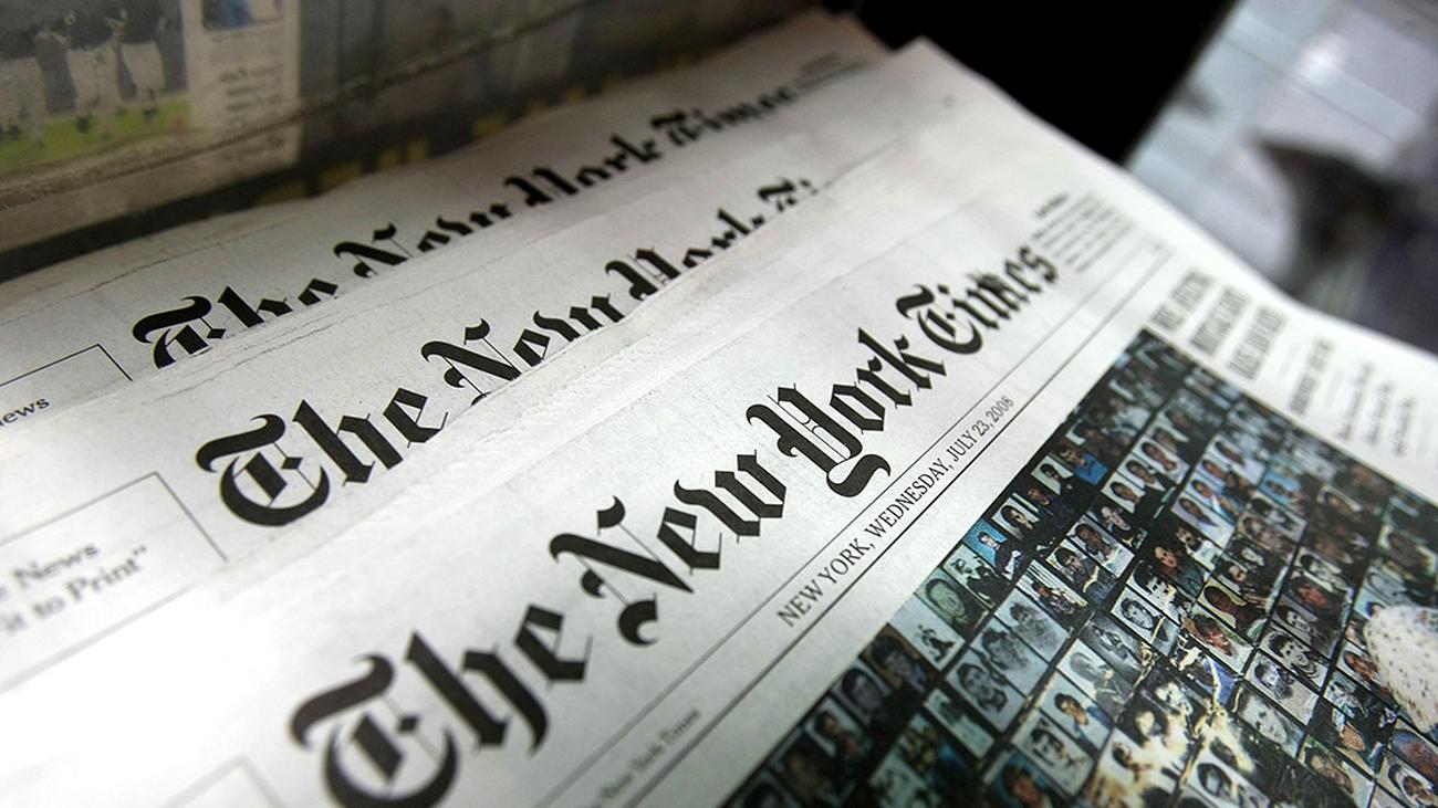 Estudo científico da UFCG é matéria no The New York Times