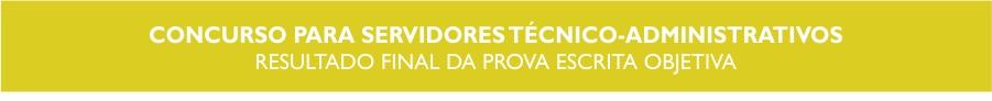 Banner Concurso Prova Escrita