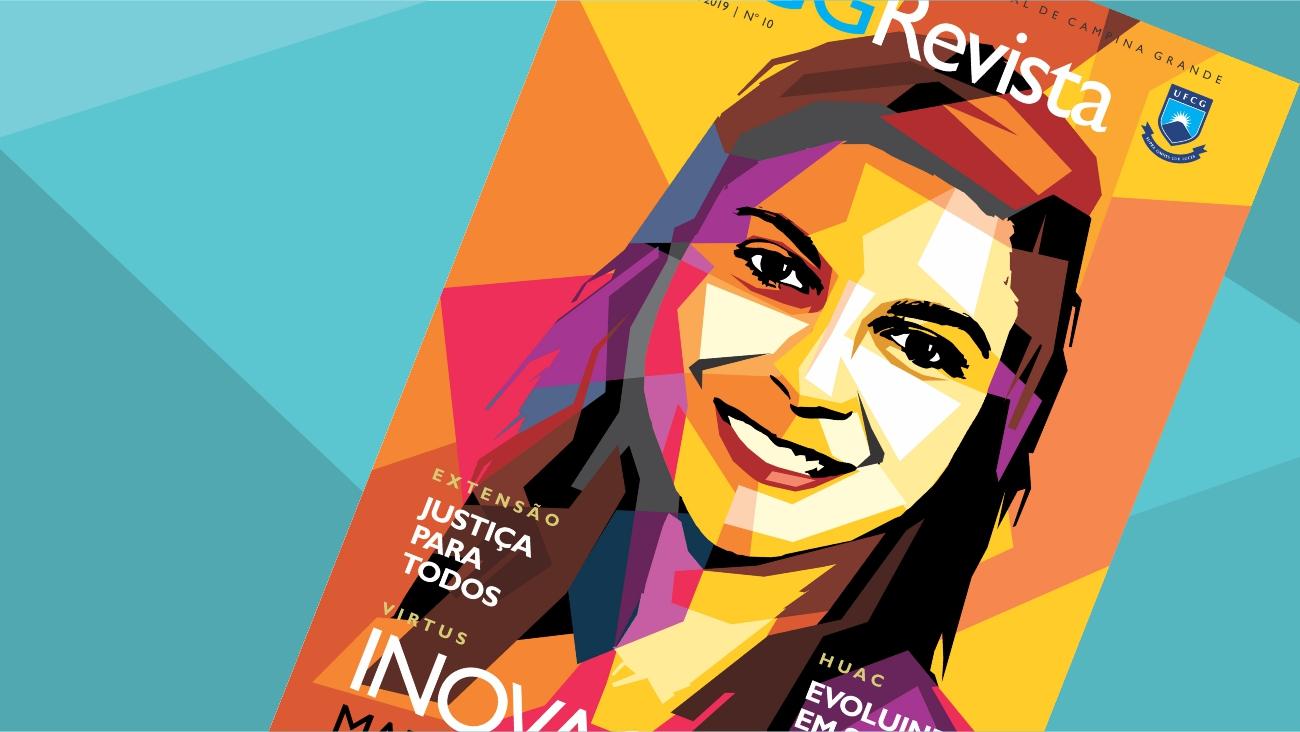 UFCG Revista destaca núcleo de pesquisa tecnológica